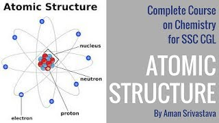 What Is Atomic Structure - Complete Course on Chemistry for SSC CGL By Aman Srivastava