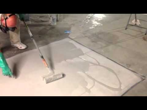 Sherwin Williams Macropoxy 646 Demo Youtube