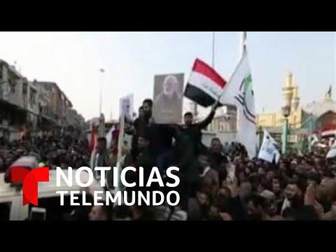 El Gallo Por La Mañana -  Noticias Telemundo, 5 de enero 2020 Telemundo>