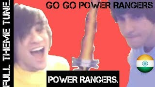 Smosh - Power Rangers Theme - HD.