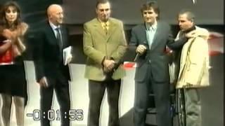 Alex Zanardi, Caschi d'Oro 2001