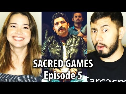 SACRED GAMES | Episode 5 Discussion!