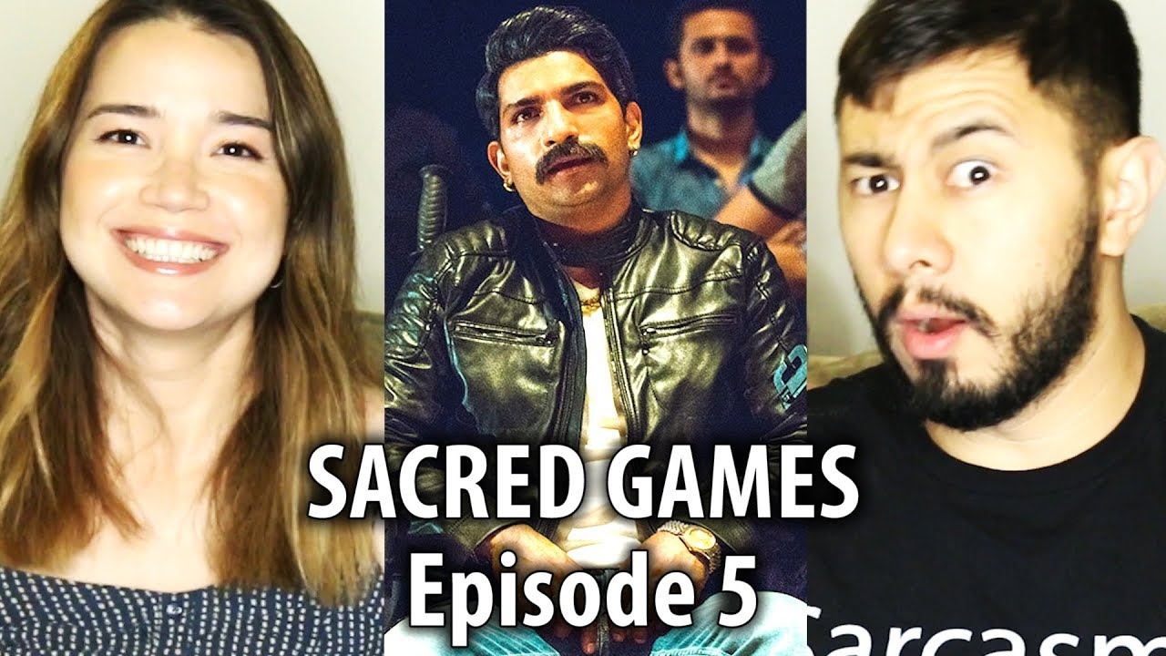 Sacred Games Episode 5 Discussion Youtube