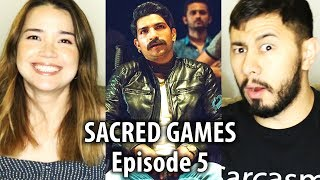 SACRED GAMES   Episode 5 Discussion!