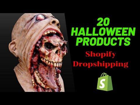 Winning Products 👹 HALLOWEEN👹 Shopify Dropshipping ! thumbnail