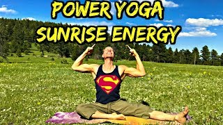 Power Yoga Conditioning - Morning Energy Workout