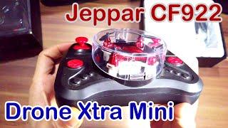 Jeppar CF922 Drone Mini Murah Meriah 160 ribuan [Review Lengkap + Tes Terbang]
