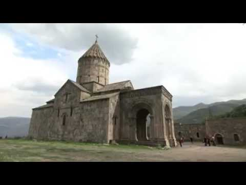 The longest Cable car in the world - Armenia, Tatev monastery