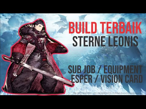 #ngobrolwotv BUILD TERBAIK STERNE LEONIS!!? ESPER/ VISION CARD/ EQUIPMENT/ SUB JOB. WOTV INDONESIA