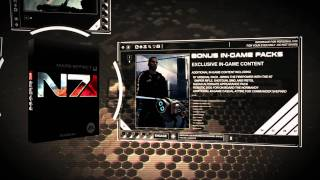 Mass Effect 3 | N7 Collectors Edition Unboxing