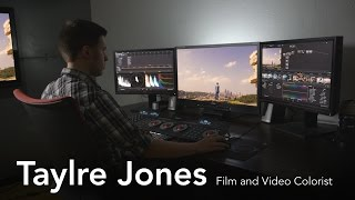 Taylre Jones Film and Video Colorist | Lynda.com from LinkedIn thumbnail
