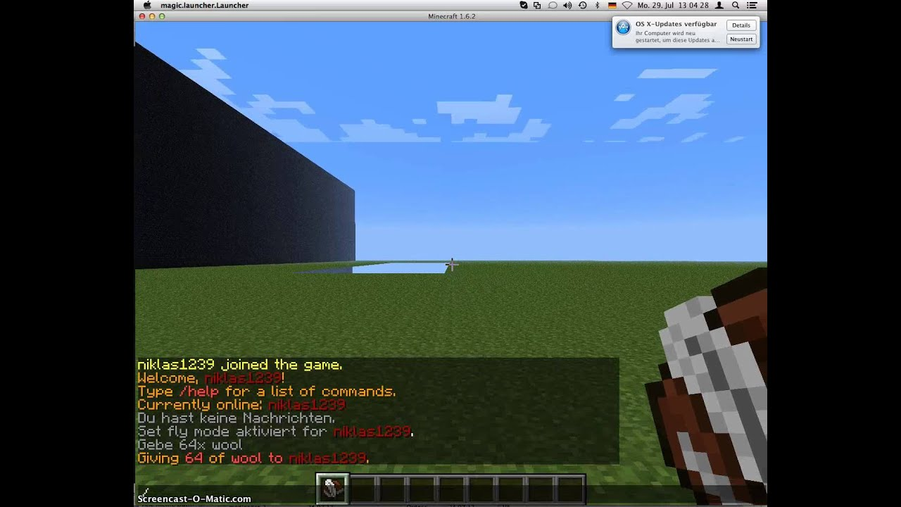 Minecraft IDs Herausfinden Ingame OHNE MODS PLUGINS YouTube - Minecraft nutzliche spielerkopfe