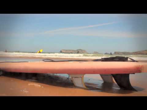 Surf y naturaleza, jornada azul de Biosurfcamp