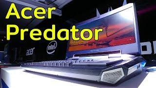 Nuevas computadoras Acer Predator en México