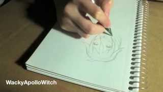 Vocaloid Drawing Series #3 - IA