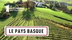 LE PAYS BASQUE - Les 100 lieux qu'il faut voir - Documentaire complet