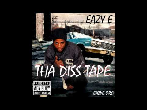 Eazy-E - ice crumbles (Ice Cube Diss) [stalky remix]