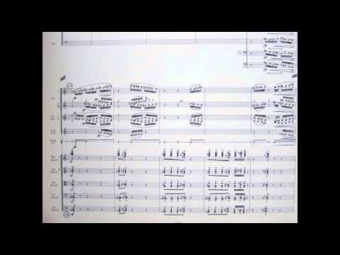 Witold Lutoslawski  Concerto For Orchestra w score 195054