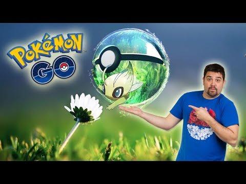 ¡COMO PREPARARSE para la LLEGADA de CELEBI a Pokémon GO! [Keibron]