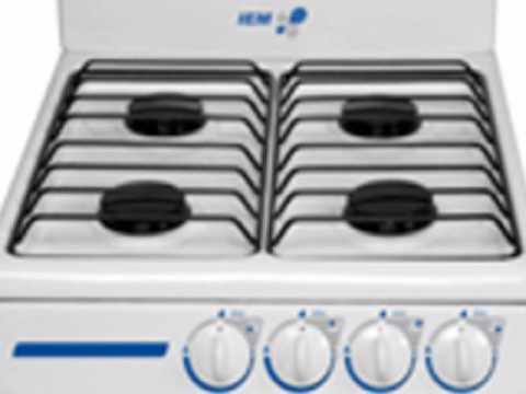 Parrillas iem para cocina parrilla a gas parrillas for Cocinas a gas economicas