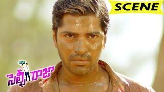 Allari Naresh Bengal Tiger and Nannaku Prematho Spoof  - Comedy Scene - Selfie Raja Movie Scenes
