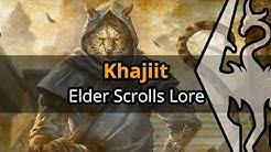 Khajiit von Elsweyr | Elder Scrolls Lore