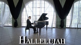 Hallelujah - Piano Cover - Jonny May
