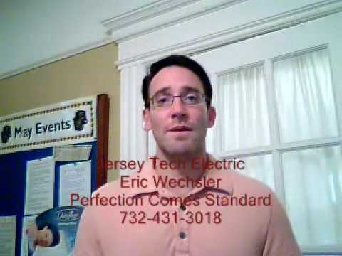 Jersey Tech Electrician Freehold NJ Testimonial