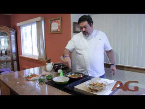 Cooking Chicken Roja Vieja With Chef Alex Garcia