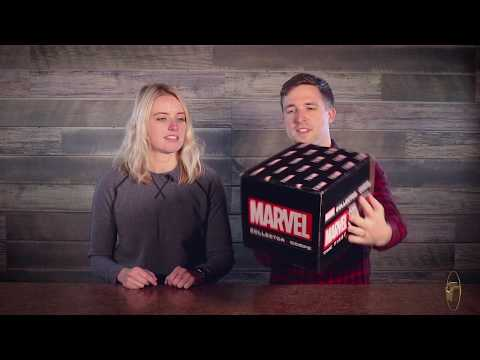 Amazon Marvel Collector Corps Marvel Studios The First 10 Years Unboxing