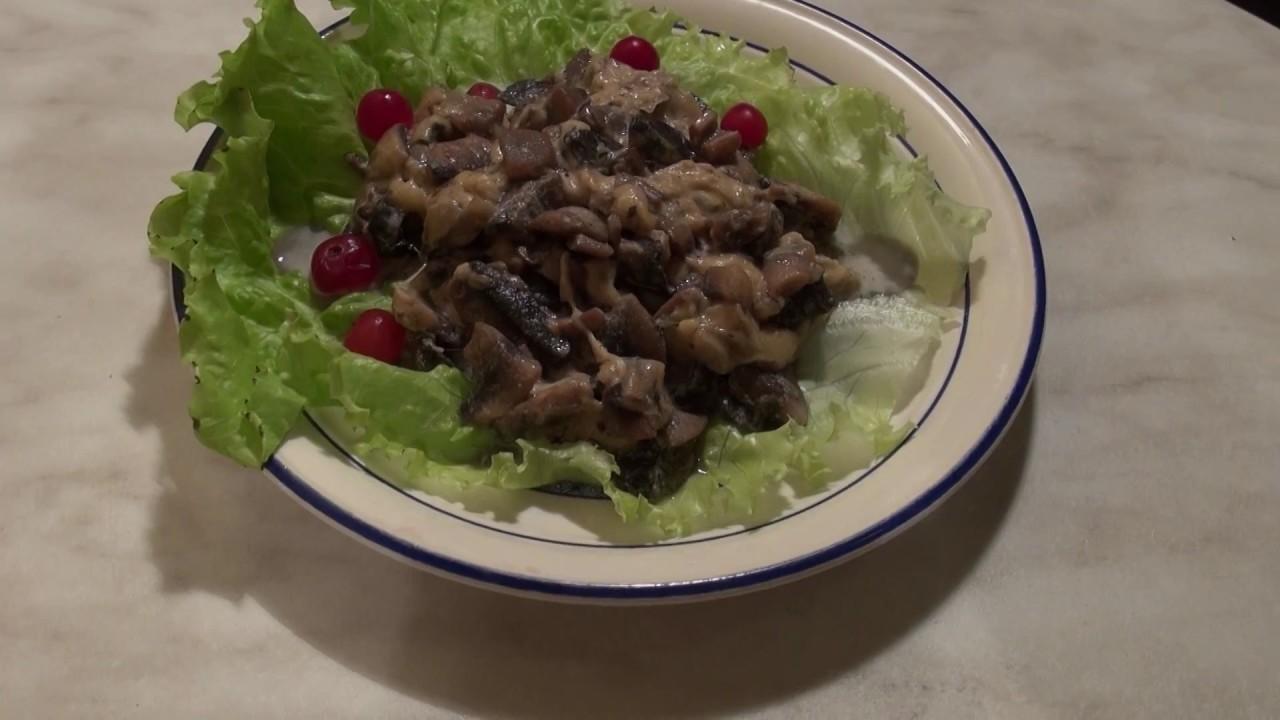 Как приготовить жюльен из грибов? Жульен нетрадиционный из шампиньонов.