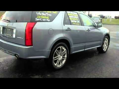 2008 cadillac srx bob allen motor mall danville ky 40422 youtube. Black Bedroom Furniture Sets. Home Design Ideas