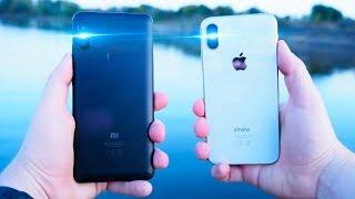 6 ПРИЧИН не ПОКУПАТЬ iPhone в 2018 ГОДУ! Xiaomi за 12 000 РУБЛЕЙ против iPhone за 70 000 РУБЛЕЙ