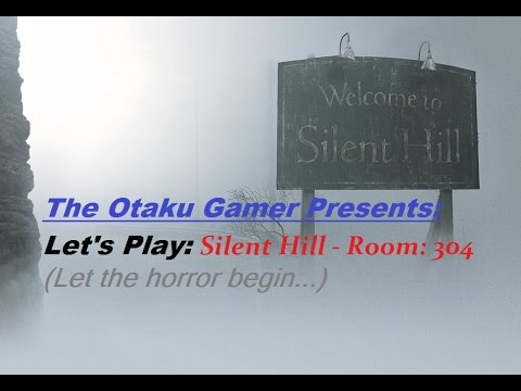 Let's Play: Silent Hill - Room 304 (Horror Playthroughs)