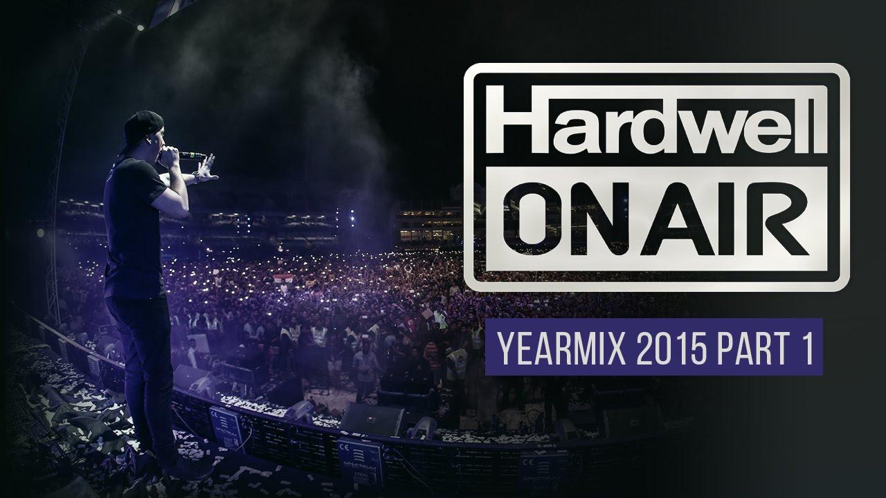 hardwell on air 2015 yearmix