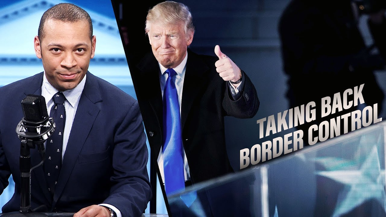Jon Miller Taking Back the Border: New Trump Rule Ends Catch-and-Release | Ep 429