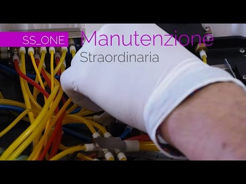 SS_ONE DENTAL UNIT - SIMPLE & SMART ITALIA - MANUTENZIONE STRAORDINARIA