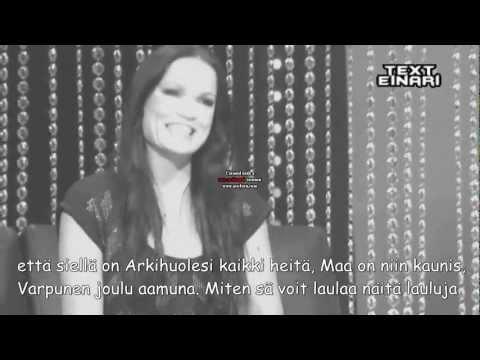 Tarja Turunen  talk 25.11.11 Tekstitys