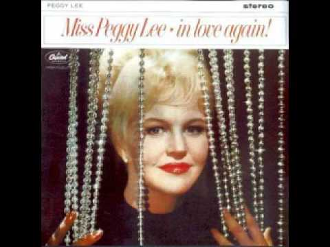 Peggy Lee - The Party's Over