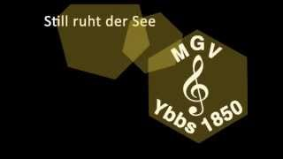 MGV Ybbs 1850 - Still ruht der See