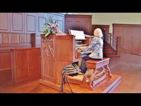 Elgar, Nimrod from Enigma Variations - Diane Bish