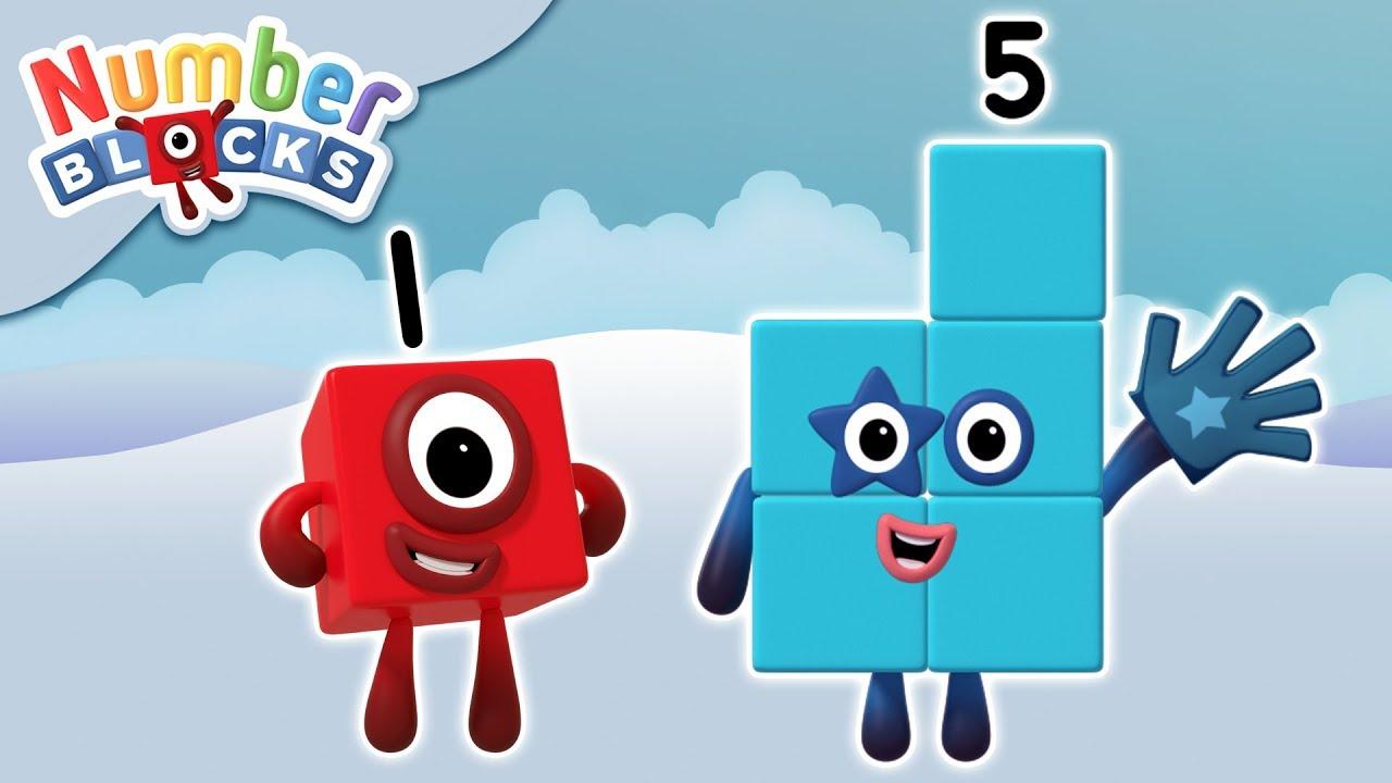 Numberblocks Hide Seek Learn To Count