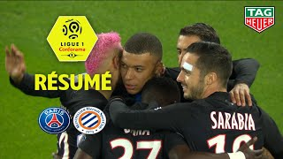 Paris Saint-Germain - Montpellier Hérault SC ( 5-0 ) - Résumé - (PARIS - MHSC) / 2019-20