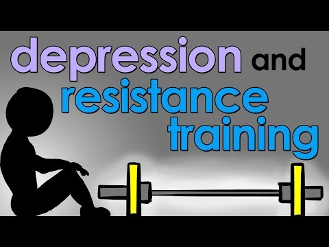 Depression: Is Lifting Weights the Answer?