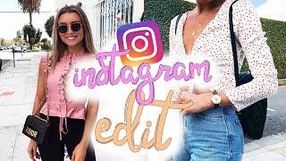 Comment j'édite mes photos Instagram + Astuces