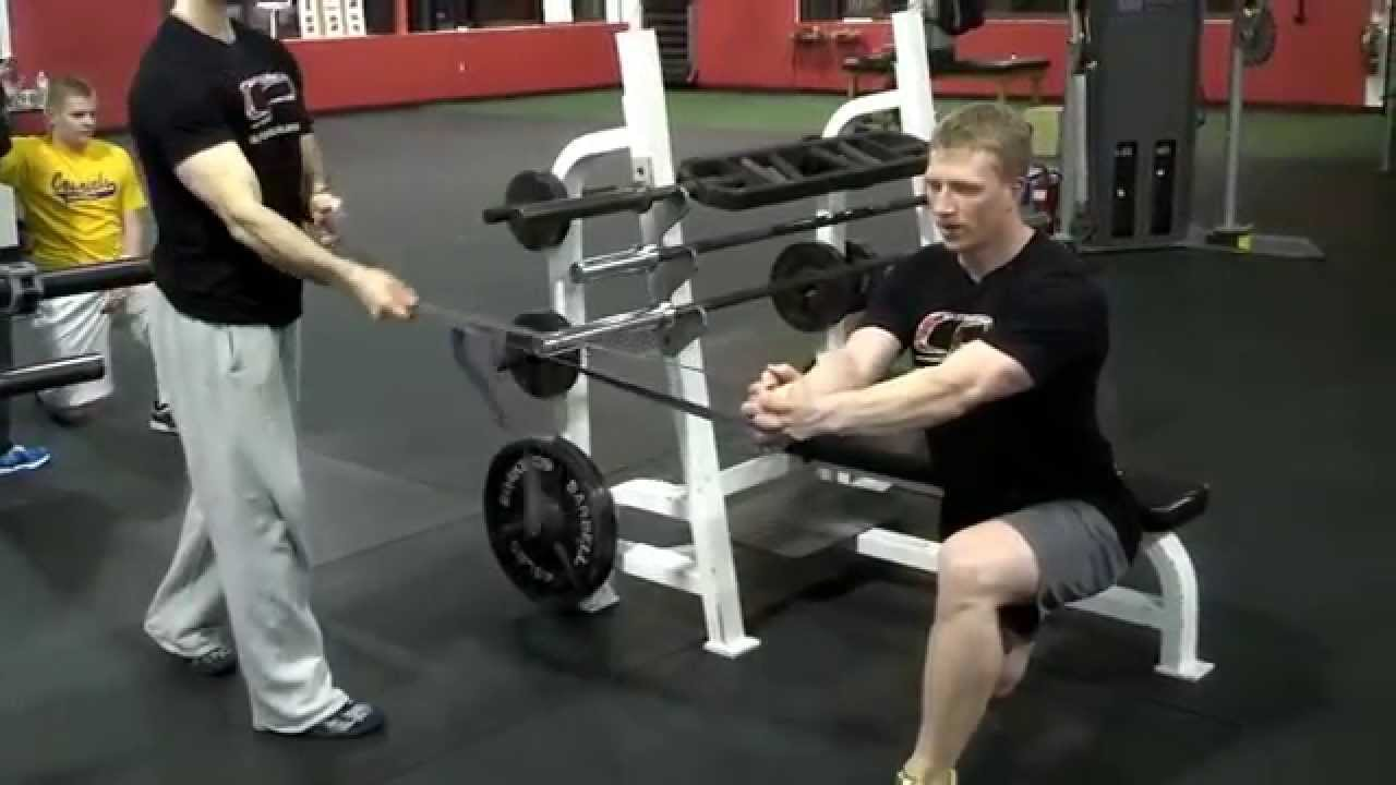 Bulgarian Split Squat Iso Hold