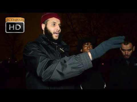 P1 - Shia Query!? Mohammed Hijab Vs Shia Visitor | Speakers Corner | Hyde Park