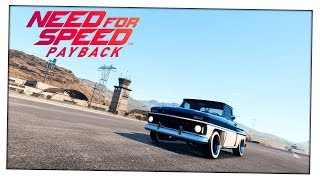 Chevrolet C10 Customization | NEED FOR SPEED Payback | Laymer