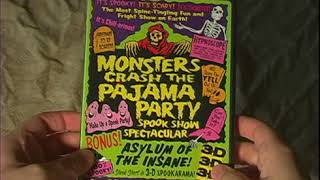 16. Monsters Crash Party