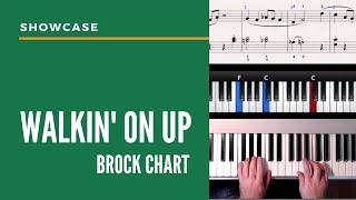 Walkin' On Up | Late Beginner Piano Solo